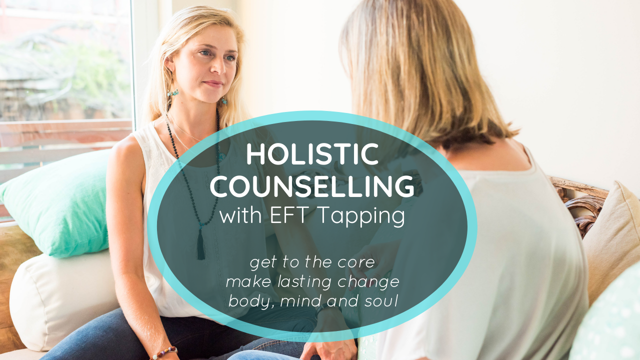 Holistic Counselling with EFT Tapping
